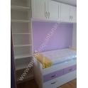 Dormitorio Lacado Juvenil